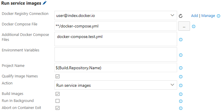 Docker Compose Up