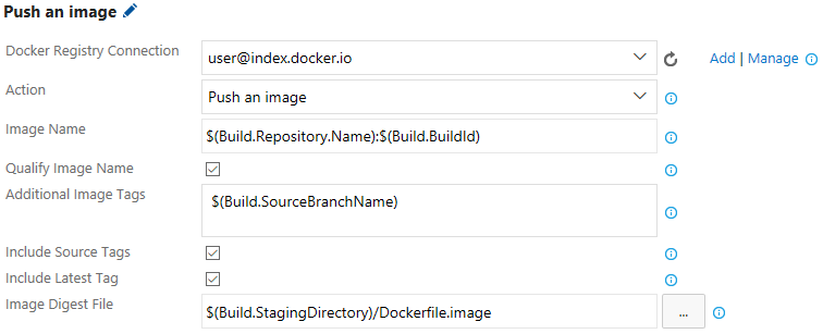 Docker Integration Visual Studio Marketplace